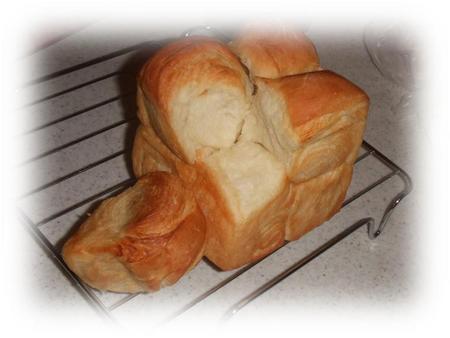 デニッシュ風のちぎりパン